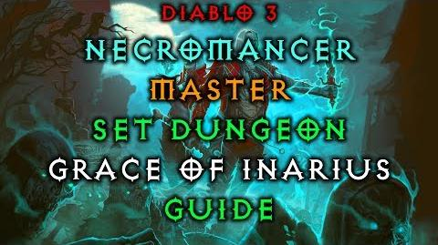 Diablo 3 Necromancer Grace of Inarius Set Dungeon How to Master Guide Live Patch 2