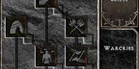 Habilidades de combate (bárbaros)