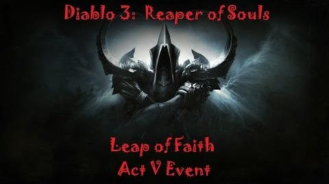Diablo 3 RoS - Leap of Faith Event - Act 5