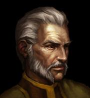 Priest Portrait