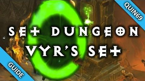 Diablo 3 Set Dungeon - Vyr's Amazing Arcana (Mastery How To Patch 2
