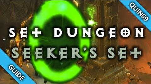 Diablo 3 Set Dungeon - Seeker of the Light (Mastery How To Patch 2