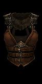Unique chest set 05 x1 barbarian female