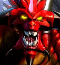 Diablo D2 Portrait