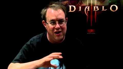 Gamescom 2010 Jay Wilson zu Diablo 3 Interview Teil1