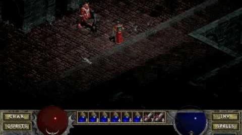 Diablo 1 spells - Golem (by Decimius)