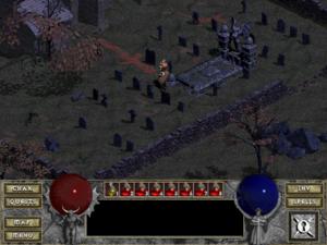 HF grave Crypt