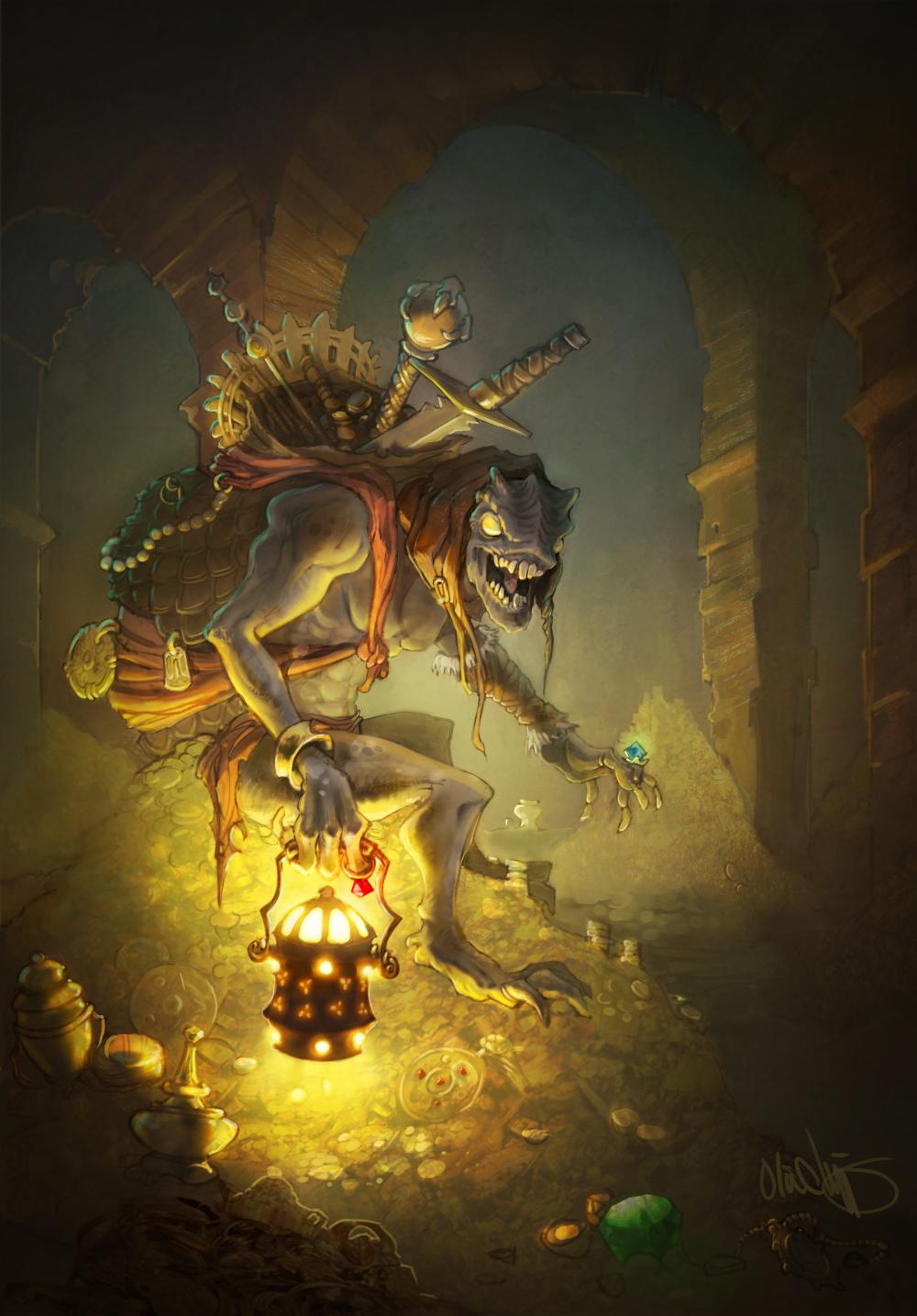 Treasure Goblin Diablo Wiki Fandom Powered By Wikia