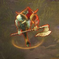 1 Logrut the Warrior c