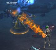 Urik the seer fireball