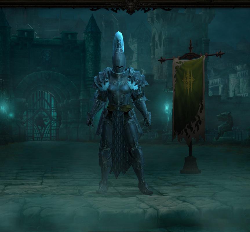 Diablo Crusader Roland Build