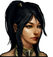 Portrait Wizard Female