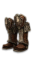 Chain Boots (Barb)