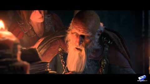 VGA 2011 Diablo 3 Exclusive Intro Cinematic