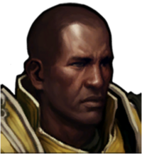 Tyrael Portrait