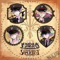 Diabolik Lovers Bloody Songs -SUPER BEST Ⅱ- (Mukami ver)