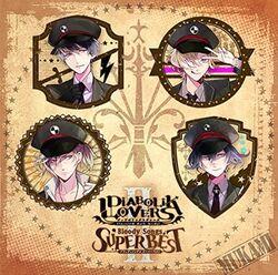 Diabolik Lovers Bloody Songs -SUPER BEST Ⅱ- (Mukami ver).jpg