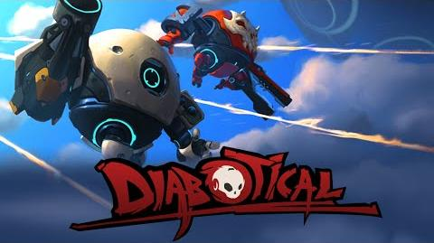 Diabotical Kickstarter trailer short ver
