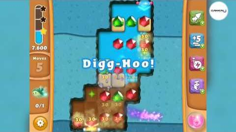 Diamond Digger Saga — How to Pass Level 70