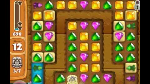 Diamond Digger Saga Level 221