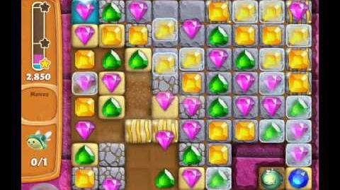 Diamond Digger Saga Level 190
