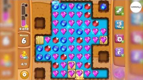 Diamond Digger Saga — How to Pass Level 89