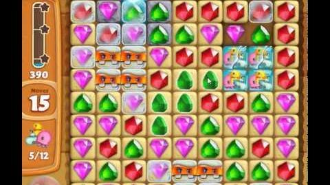 Diamond Digger Saga Level 207