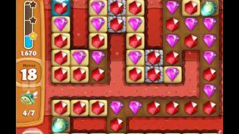 Diamond Digger Saga Level 95