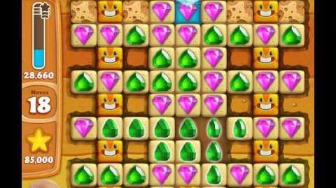 Diamond Digger Saga Level 142