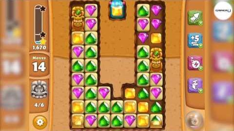 Diamond Digger Saga — How to Pass Level 85
