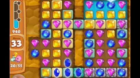 Diamond Digger Saga Level 250