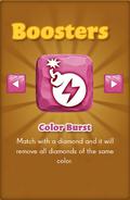 Boosters Color Burst