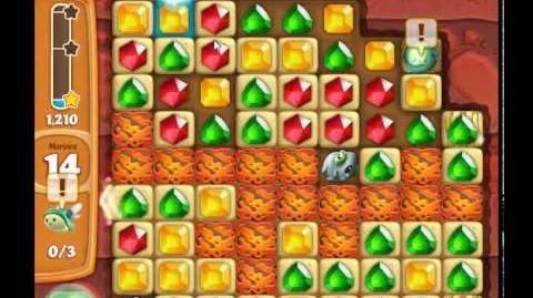 Diamond Digger Saga Level 366