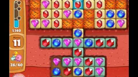 Diamond Digger Saga Level 96