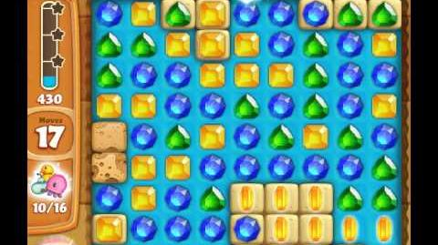 Diamond Digger Saga Level 196