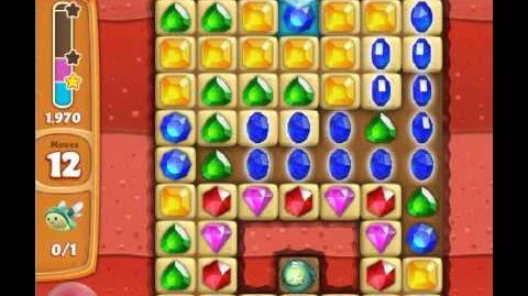 Diamond Digger Saga Level 98