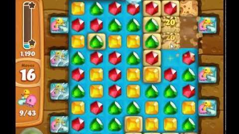 Diamond Digger Saga Level 227 NEW