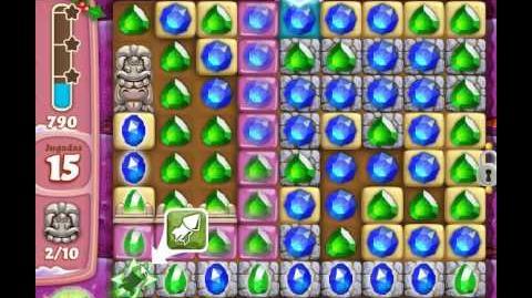 Diamond digger saga - level 449 - 3 stars no booster used