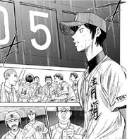 Furuya 5 runs
