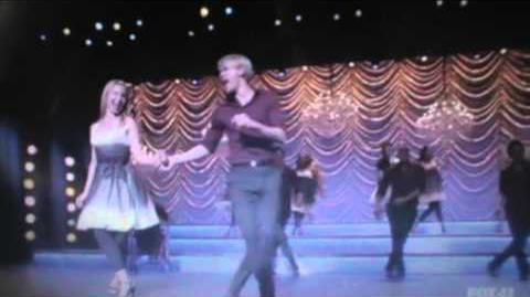 Glee full performance of (I've Had) The Time of My Life