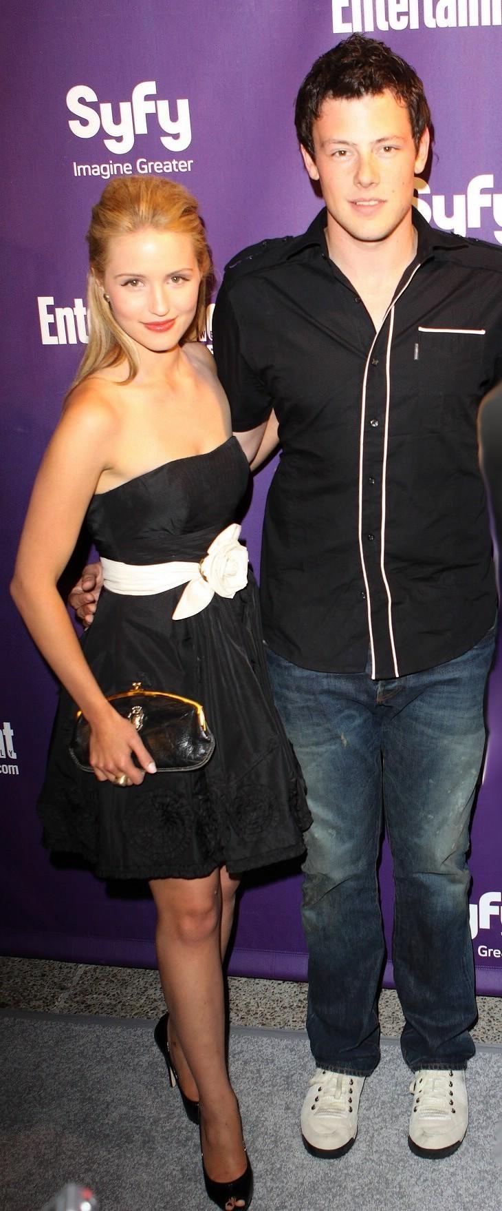 Naya Rivera Parents Divorced Cory Monteith | Dianna...