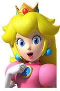 Princess Peach..