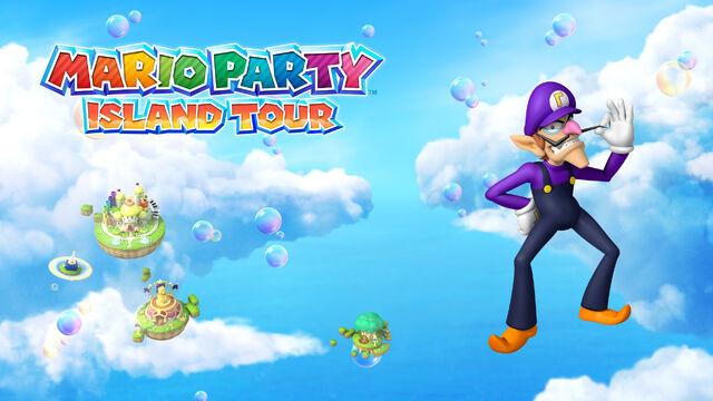 File:Mario Party Island Tour 1920x1080 Waluigi.jpg