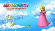 Mario Party Island Tour 1920x1080 Peach
