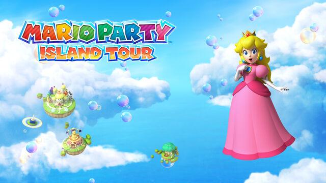 File:Mario Party Island Tour 1920x1080 Peach.jpg