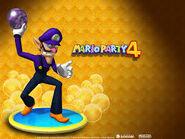 Mario Party 4 Walluigi