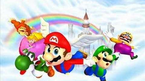 Mario Party 1-Mario's Rainbow Castle