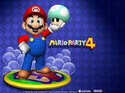 Mario Party 4 Mario