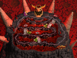 Bowser's Magma Mountain (No Spaces)