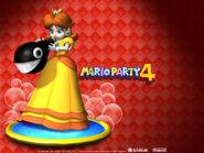 Mario-Party 4 Daisy